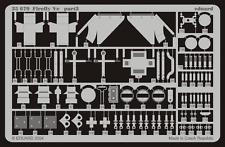 PE parts for Sherman Firefly Vc, 1/35 (DRAGON), Eduard 35679