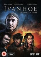 Nuovo Ivanhoe - Completo Mini Serie DVD
