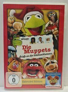 DVD - Die Muppets - Briefe an den Weihnachtsmann - FSK 0