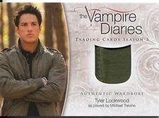 VAMPIRE DIARIES - SEASON 3 - TYLER LOCKWOOD - M12 - Costume Card - NrMt