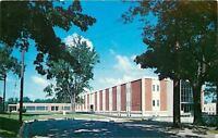 Angola Indiana~Tri State College~John G Best Hall of Science~1972 Postcard