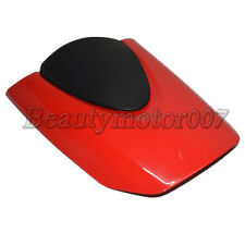 Red Rear Solo Seat Cover Cowl Passenger Pillion For Honda CBR600RR F5 2007-2012