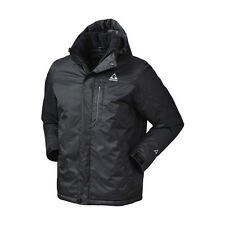 Gerry Men's Superior Insulated Shell Ski Jacket Coat - Black (L)