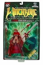 Witchblade Series 1 Medieval Witchblade (Scarlet) Action Figure Top Cow Moore