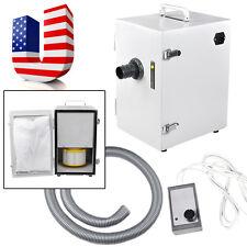 Dentist Dental Lab Digital Single-Row Dust Collector Vacuum Cleaner Equipment