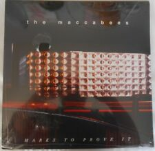 The Maccabees Marks To Prove It 33T LP 33 tours neuf 2015