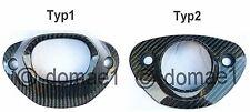 carbon heat shield muffler exhaust cover guard  Honda CBR600RR PC37 2003-2006