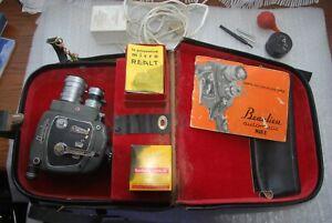 Ancienne Caméra Beaulieu Automatic, Angenieux Zoom Type K2