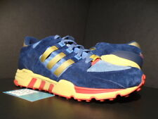 ADIDAS EQUIPMENT RUNNING SUPPORT PACKER SHOES SL80 BLUE GOLD RED NMD C77362 10.5