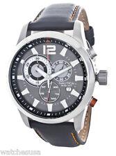 Nautica Men's N22564G Grey NCS 600 Watch