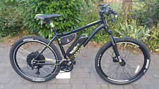 Electric Mountain Bike - Wing eBike Voodoo Bantu 2017 1000W 48V 12ah Very Fast