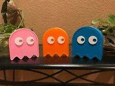 Piggy Bank, Child Coin Bank, Pac Man Ghost Bank, Pac Man, Ms Pacman, Coin Bank
