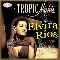 ELVIRA RIOS iLatina CD #172 / Bolero Vereda Tropical , Noche De Ronda , Farolito