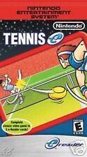 Tennis-e (Game Boy Advance) brand new for Nintendo E-reader