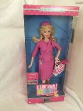 2003 Barbie Collectible Legally Blonde 2: Red, White & Blonde Doll - Ellie Woods
