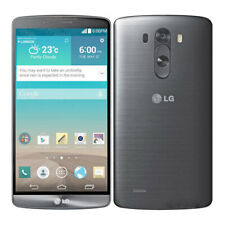 LG G3 D852 32GB Gray (Unlocked GSM) Android 4G LTE WiFi Smartphone Grade USED
