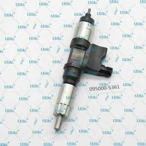 ERIKC 095000-5361 Denso Diesel Injector For Isuzu 7.8L Engine Model 6HK1 Vehicle