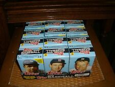 2009 Topps Baseball Legends Chrome Cereal Boxes set of 3 Ruth, Williams, Mantle