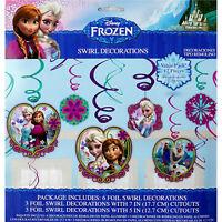 Disney Frozen Party Decorations Swirl Girls Birthday Hanging Supplies