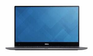 Dell XPS 13 9360 Intel Core i5-7200u 2.5GHz 256GB SSD 8GB RAM (US keyboard)