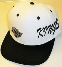 48601460d99bb9 LOS ANGELES KINGS Snapback hat -SHIELD LOGO- (New!!) Made by