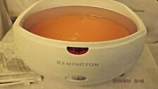 REMINGTON HS-200 PARAFFIN SPA BATH AROMATHERAPY WAX FOR HANDS & FEET