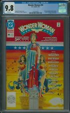 WONDER WOMAN #50 CGC 9.8 (1/91) DC white pages