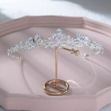 Bridal crystal tiara