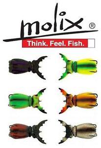 "Molix Supernato Beetle Topwater 5/8oz. / 3"" (Select Color) SBEE"