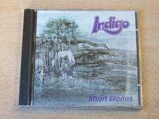 MINT & Sealed !! Indigo/Short Stories/1991 CD Album