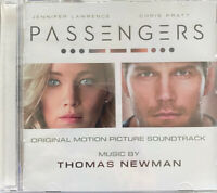Thomas Newman ‎– Passengers (Original Motion Picture Soundtrack) / sealed/OVP