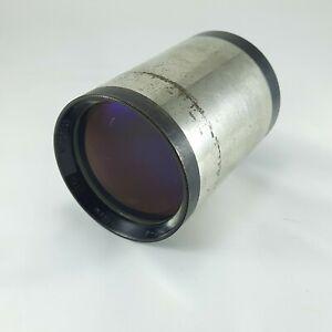ussr vintage lens lomo P-4 f=14cm 1:2 TK