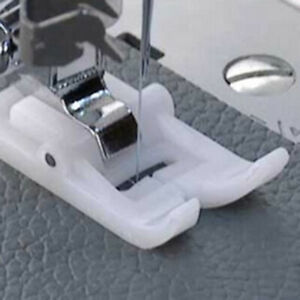 5PCS Plastic Domestic Sewing Machine Presser Foot Non-stick For Singer Brother