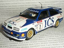 Scalextric-Ford Sierra RS500 ICS Ltd.. EDN. - NUOVO