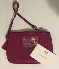 Coach Poppy Wristlet Pink - New Without Tags - Coach Poppy Pink Wristlet - NWOT