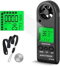 Digital Mini Anemometer Windgesc...
