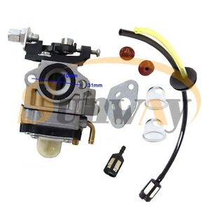 Carburettor for Macallister MBCP254 MGTP254 MCBP254 Brushcutter 1230540255 Carb