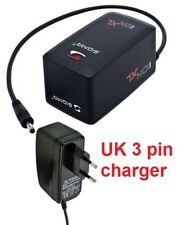 SIGMA XL IION PRO battery & UK charger high power li-ion accu for bike lights