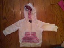 9, Kc A Great Variety Of Goods Faded Glory Baby Girl Sz 12mo Hooded Zipper Front Jacket Warm
