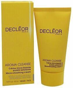 Decleor Aroma Cleanse Purete exfoliante Micro-Smoothing Cream - New & Boxed