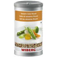 Sesam-Salz Royal - WIBERG (29,72 EUR/kg)