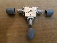 Mica Microwave 7Y213 C-005S07 RF Circulator 5.725-5.875GHz SMA(m) 3-Port NEW 139