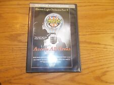 ELECTRIC LIGHT ORCHESTRA PART II DVD ACCESS ALL AREAS
