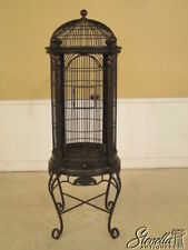 40095E: Round Decorator Dome Top Birdcage