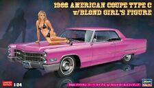 Hasegawa 1/24 '66 AMERICAN COUPE TYPE C SP432 New