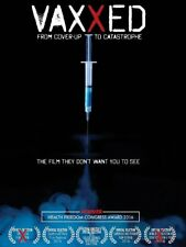 Vaxxed From Cover Up to Catastrophe (MMR vaccine Autism) Region 1 DVD New