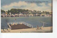 Municipal Marina & Boat Slips Clearwater Beach FL Fla
