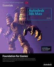 Learning Autodesk 3ds Max 2010 Foundation for Games by Autodesk (Paperback, 2009)