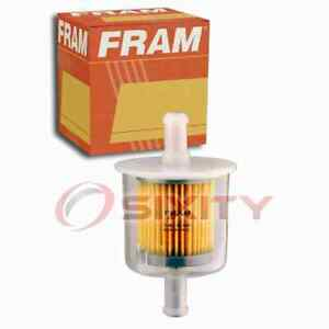 FRAM Fuel Filter for 1951-1956 Aston Martin DB3 Gas Pump Line Air Delivery fw