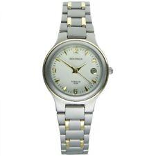 Ladies Titanium Date 50mwr Watch 2 Year Sekonda